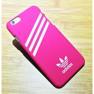 adidas-coque-iphone-7-7s-rose-rouge